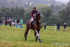 Dom and Bolytair B Return to CIC3* Level at Plantation Field