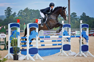 Jimmie and Eclaire Finish 9th in Stable View CIC*