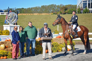 Dom and Bolytair B Finish 8th at Fair Hill International CCI3*