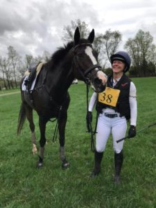 Eclaire Completes Her First CCI3*-S at Fair Hill